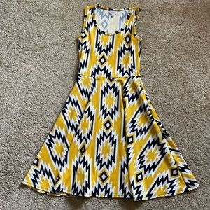 LulaRoe fit and flare